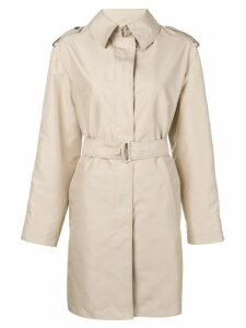Fay belted trench coat - Neutrals