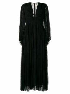 Maria Lucia Hohan Astoria tulle dress - Black