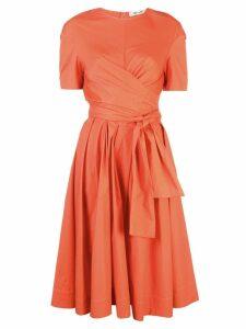Dvf Diane Von Furstenberg Quinn dress - Orange