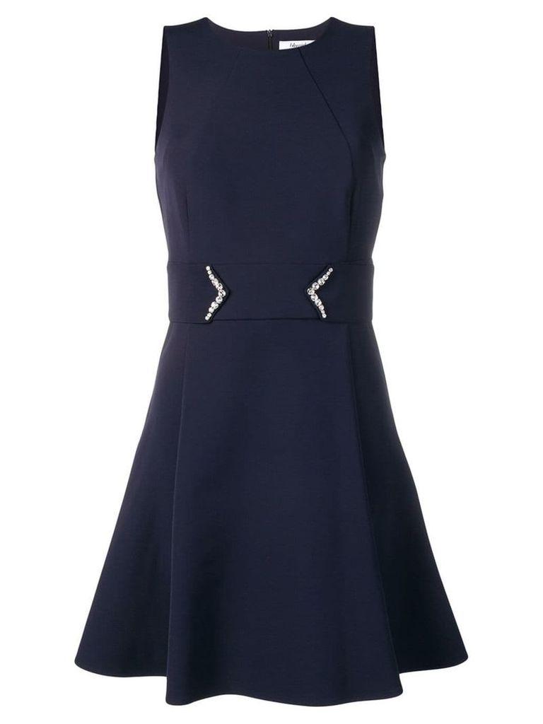 Blugirl embellished dress - Black