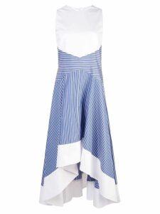 Kimora Lee Simmons Erin striped shirt dress - Blue