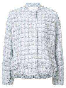 Iro Quileddy bomber jacket - Grey