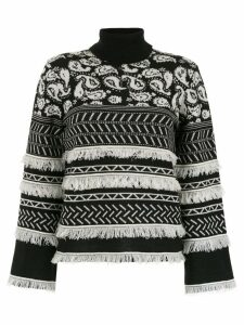 Nk knitted sweater - Black
