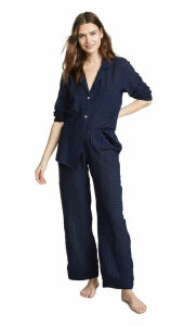 Eberjey Paz Breezy Long PJ Set
