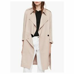 AllSaints Bexley Mac Coat