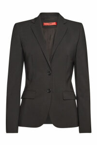Hugo Stretch Wool Amiea Blazer