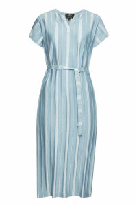 A.P.C. Djinda Striped Dress
