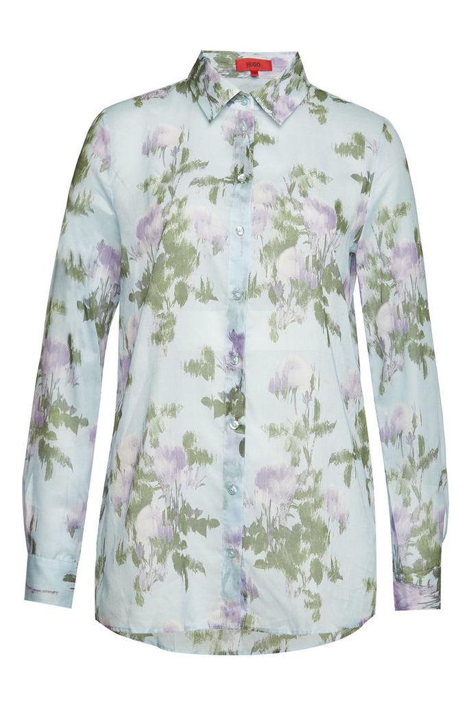 Hugo Sheer Cotton Elifia Shirt