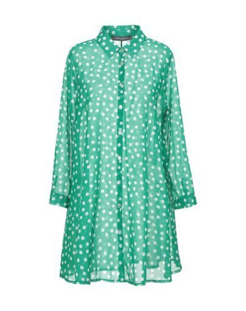 SANDRO FERRONE SHIRTS Shirts Women on YOOX.COM