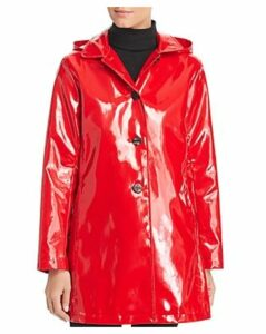 Jane Post Iconic Slicker Raincoat