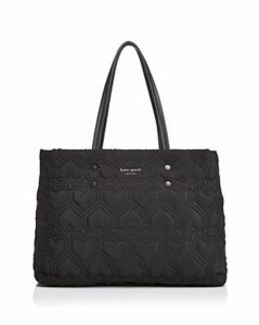 kate spade new york Large Quilted Heart Tote