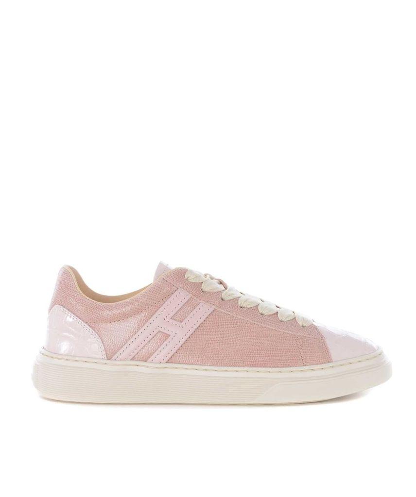 Hogan Embellished Sneakers