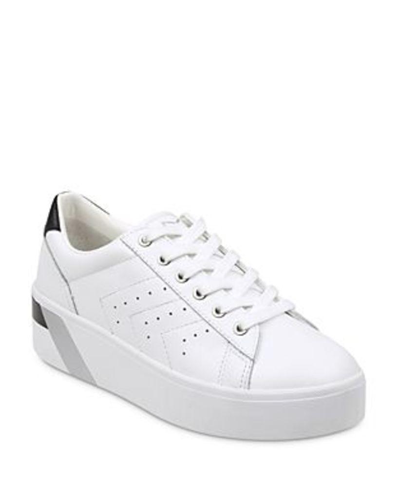 Women's Tony Leather Sneakers