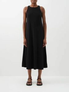 By Walid - Floral Print Cotton Coat - Womens - Green Print