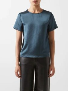 Emilia Wickstead - Jezebel Floral Print Cotton Mini Dress - Womens - Ivory Multi