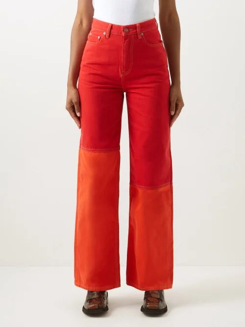Anya Hindmarch - The Neeson Medium Metallic Leather Tote Bag - Womens - Silver