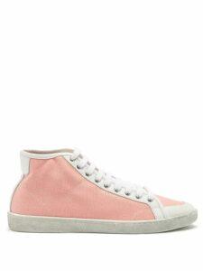 Heimat Atlantica - Love Ceramic Charm Straw Bag - Womens - Multi