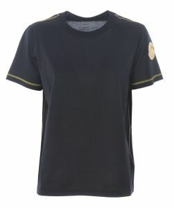 Sleeve Patch T-shirt