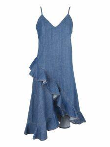 Kenzo Frilled Dress