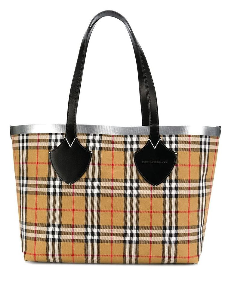 Burberry The Medium Giant reversible tote - Neutrals