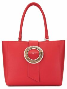 Lancaster La Parisienne Gloria large tote - Red