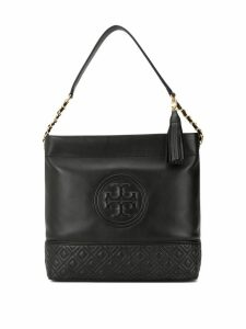 Tory Burch Fleming Hobo shoulder bag - Black