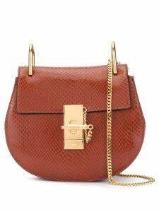 Chloé Drew shoulder bag - Brown