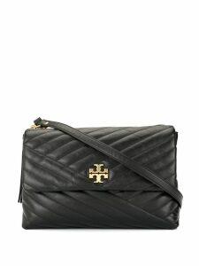 Tory Burch Kira Chevron Flap Shoulder bag - Black