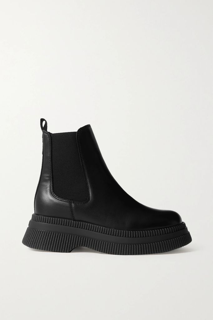 Les Rêveries - Snake-print Cotton Trench Coat - Snake print