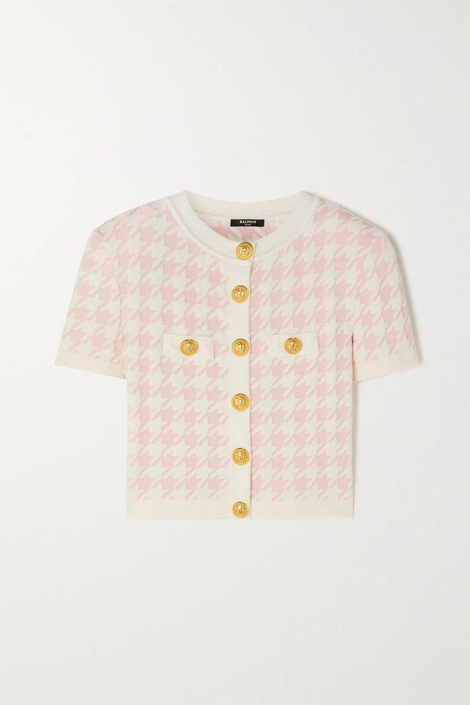AMBUSH® - Tie-dyed Cotton-jersey T-shirt - Yellow