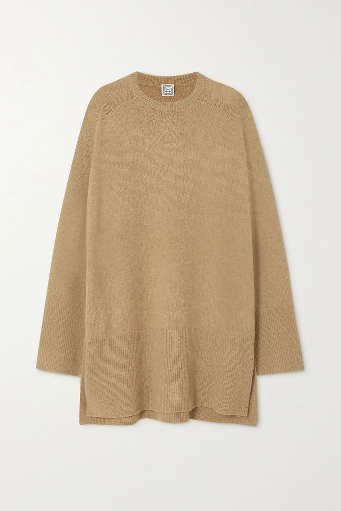 Maje - Cotton-bouclé Blazer - Black