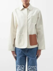 Chloé - Tapestry Silk Jacquard Coat - Womens - Burgundy Multi