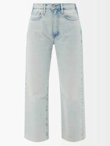 Christopher Kane - C String Belt Pleated Chiffon Midi Skirt - Womens - Nude