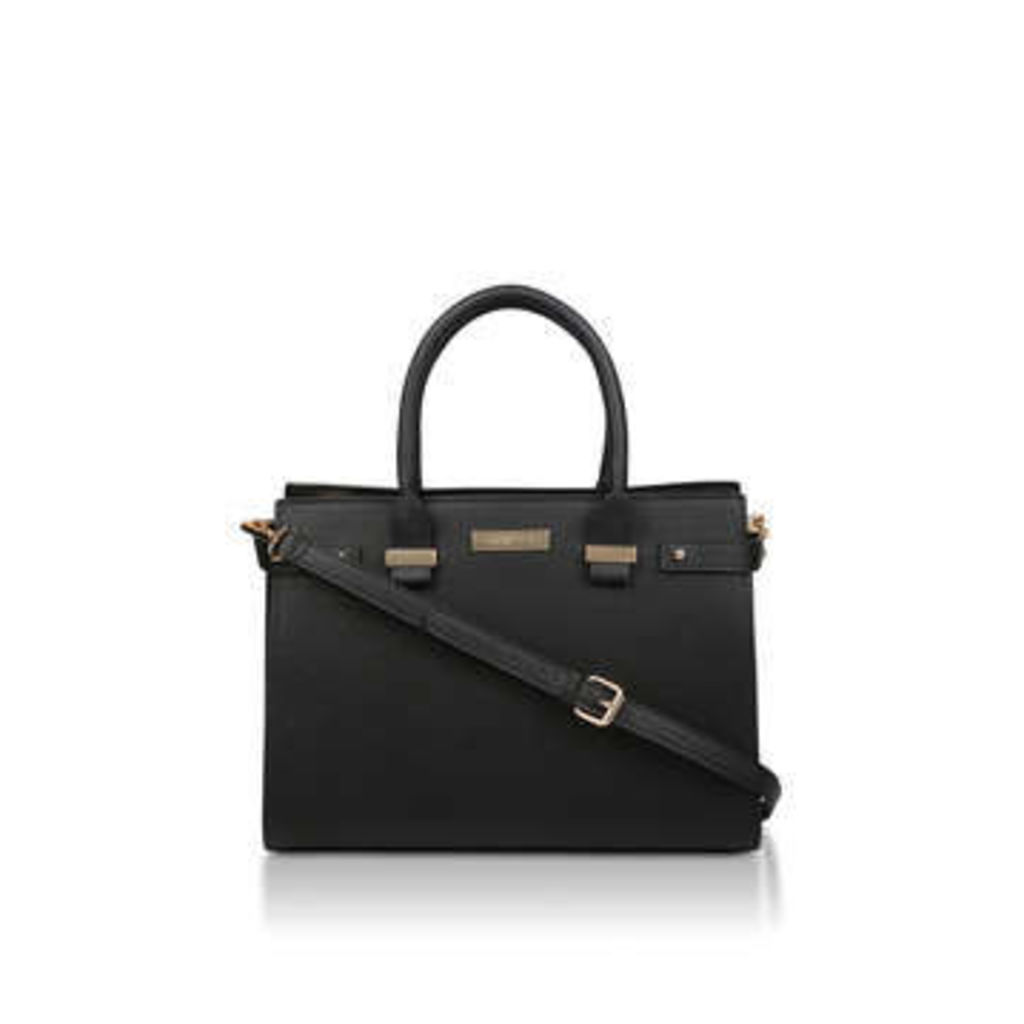 CHARLOTTE STRUCTURED TOTE