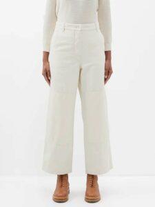Jw Anderson - Keyts Leather Cross Body Bag - Womens - Black