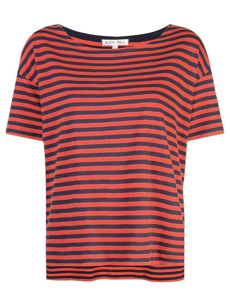 Alex Mill striped T-shirt - Red