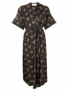 Ports 1961 classic midi summer dress - Black