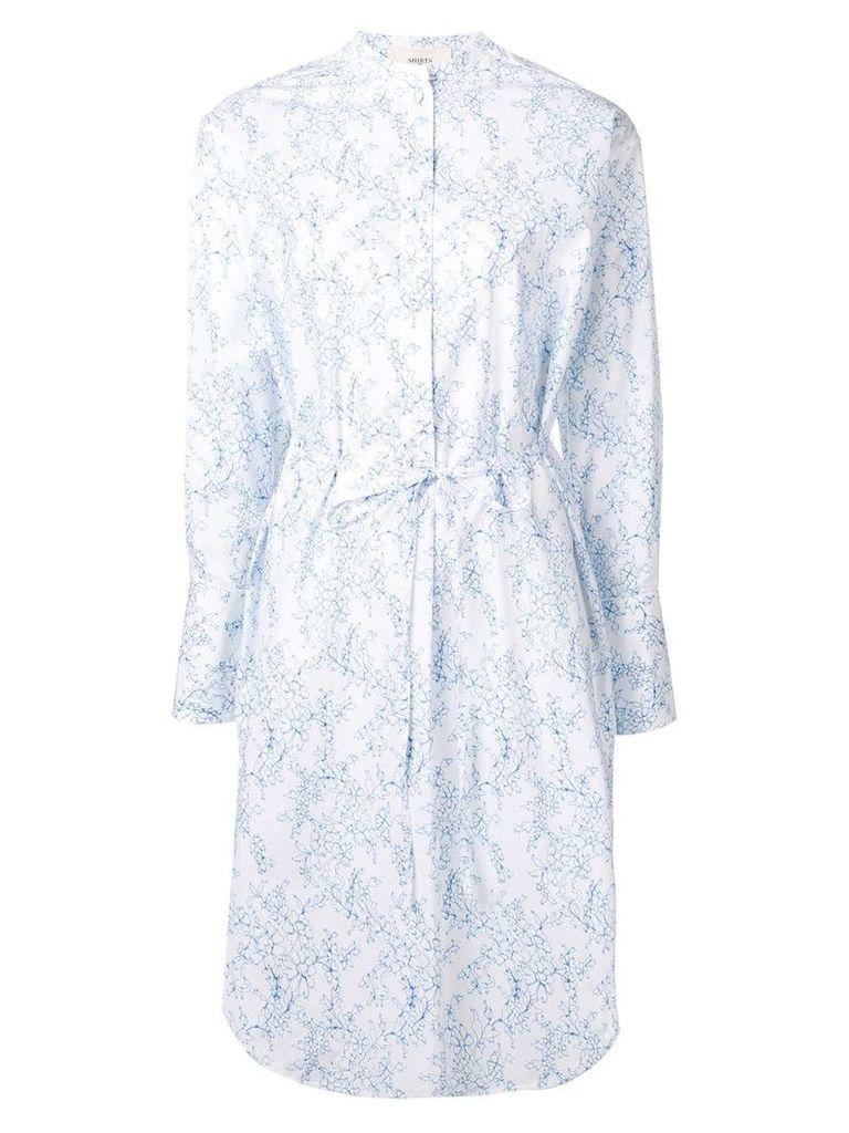 Ports 1961 summer shirt dress - Blue