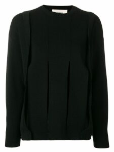 Ports 1961 cut-out detail jumper - Black