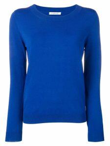 P.A.R.O.S.H. stripe detail jumper - Blue