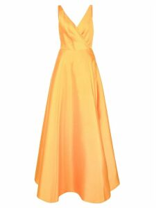 Sachin & Babi Rae gown - Orange