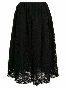 Cecilie Bahnsen Presley skirt - Black