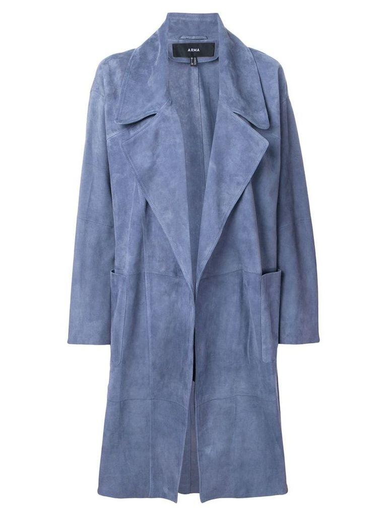 Arma Lilian coat - Blue