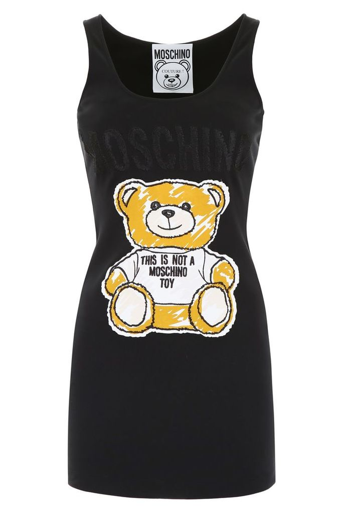 Moschino Teddy Bear Dress