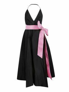 N.21 Open Back Midi Dress