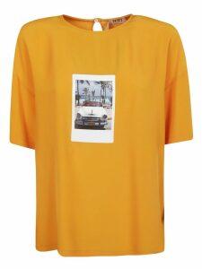 N.21 Photographic Print T-shirt