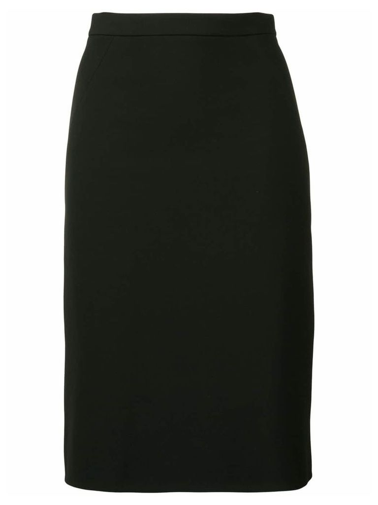 Diane von Furstenberg Darcey midi skirt - Black