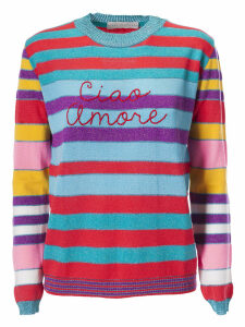 Giada Benincasa Ciao Amore Striped Sweater