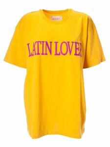 Alberta Ferretti Latin Lover T-shirt