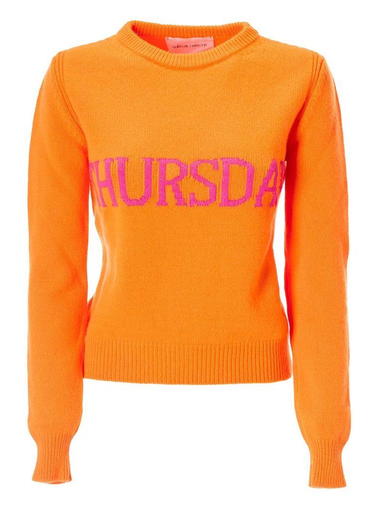 Alberta Ferretti Thursday Sweater